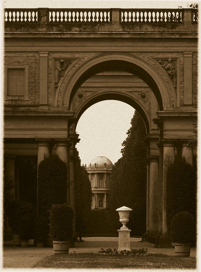 Germany Photograph - Potsdam by Otto Jones