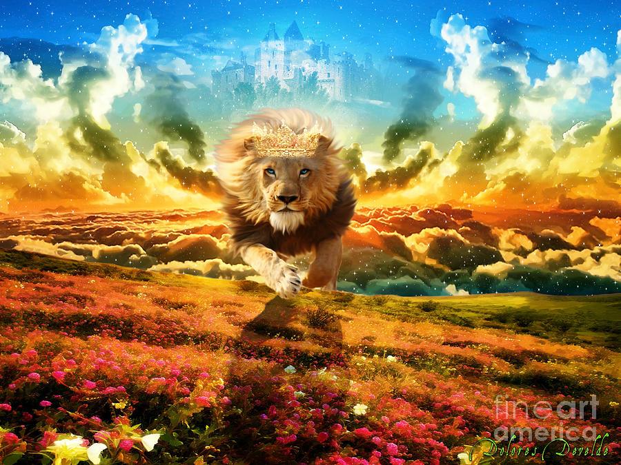 Power And Glory Digital Art