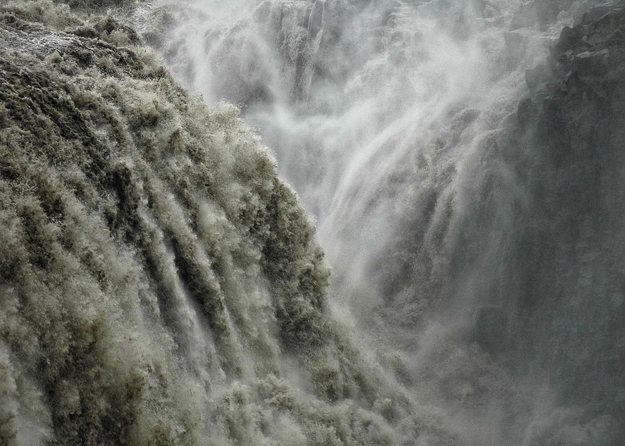 Waterfall Photograph - Power by Fulvio Pellegrini