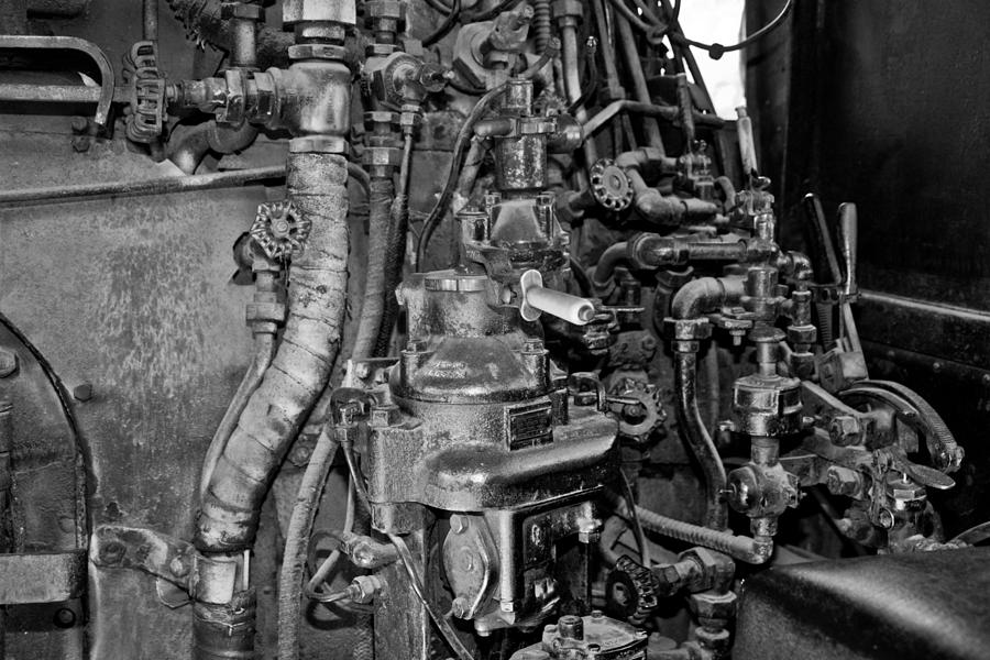 Power In The Age Of Steam 12 Photograph