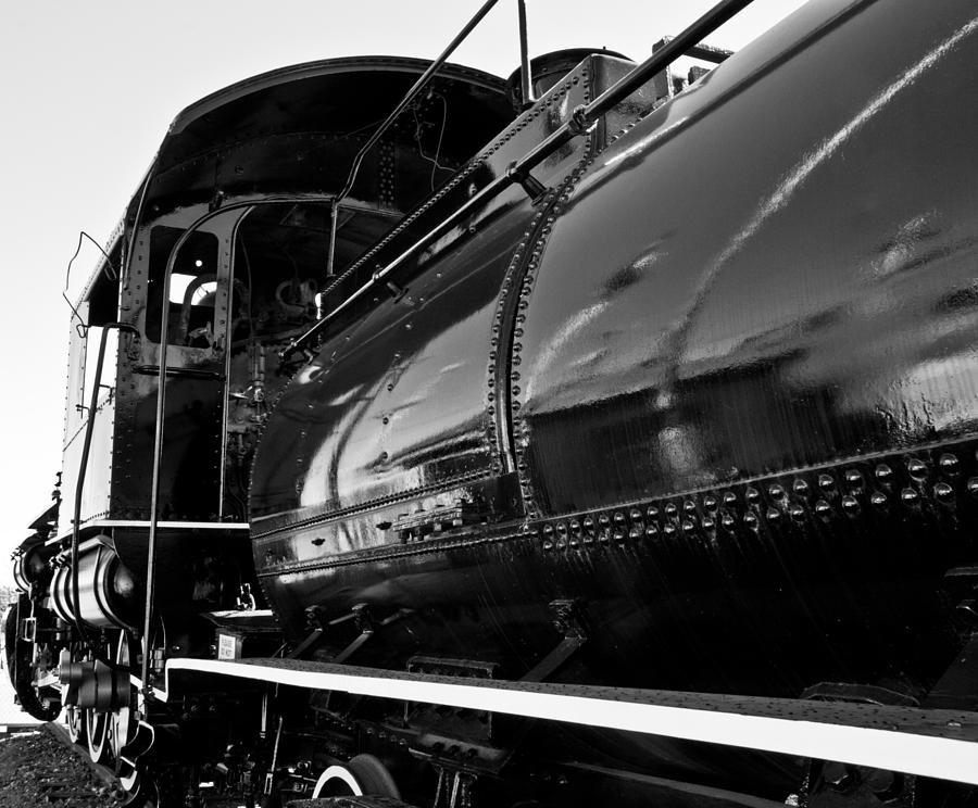 Train Photograph - Power In The Age Of Steam 5 by Dan Dooley