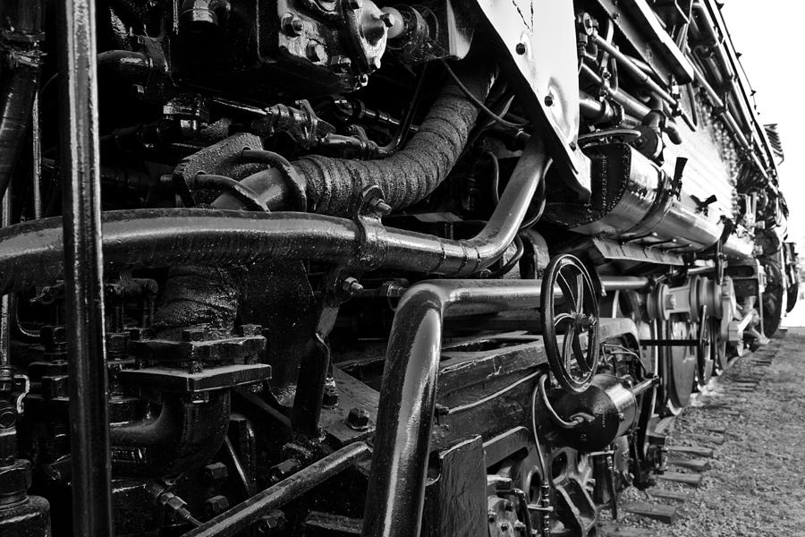 Train Photograph - Power In The Age Of Steam 7 by Dan Dooley