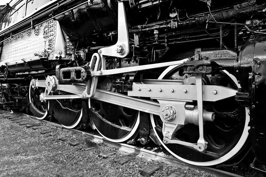 Power In The Age Of Steam 10 Photograph