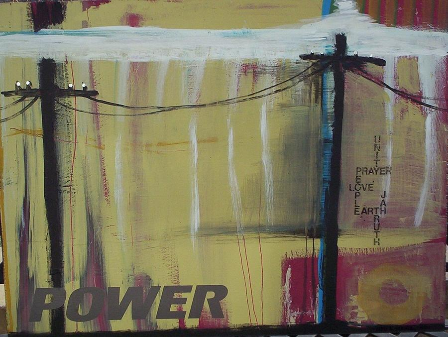 Power Painting by Otis L Stanley