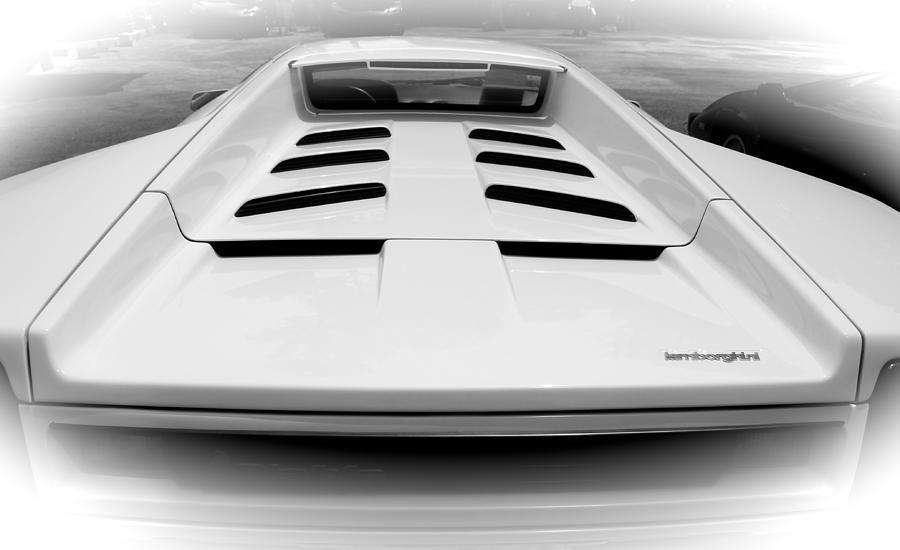 Lamborghini Photograph - Powerful Perfection by Liz DiMenno