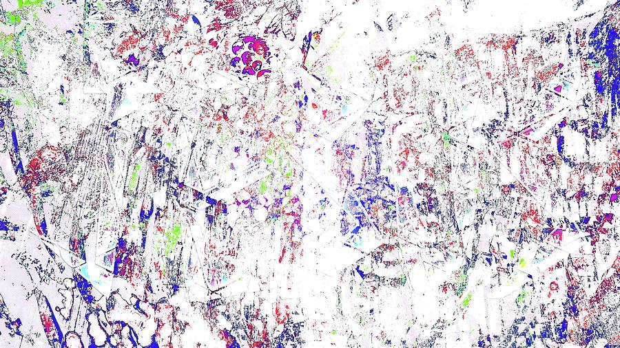 Jesus Digital Art - Powerlife by Payet Emmanuel