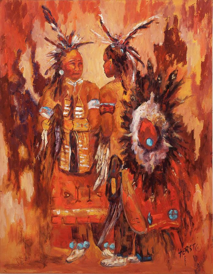Powwow by LC Herst