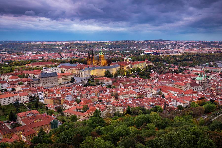 Prague Castle II by Robert Davis