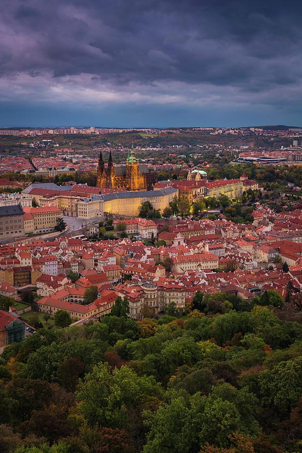 Prague Castle by Robert Davis