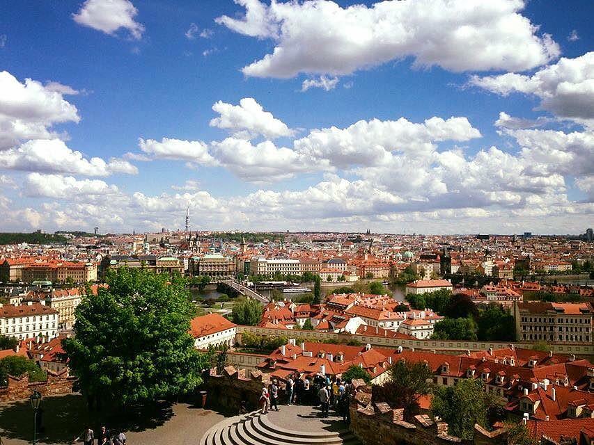 Prague Photograph - Prague by Rossana Azzoni