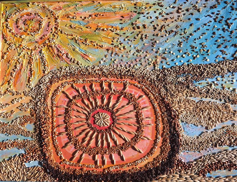 Prairie Energy VI by Naomi Gerrard