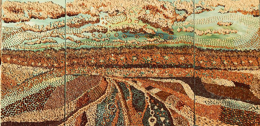 Prairie Energy VIII by Naomi Gerrard