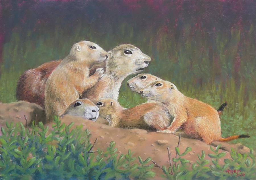 Prairie Home Companions by Marcus Moller