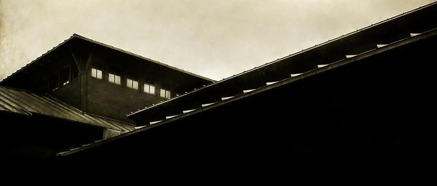 Prairie Lines Photograph