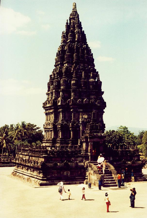 Image Photograph - Prambanan Temple by Mario Bennet