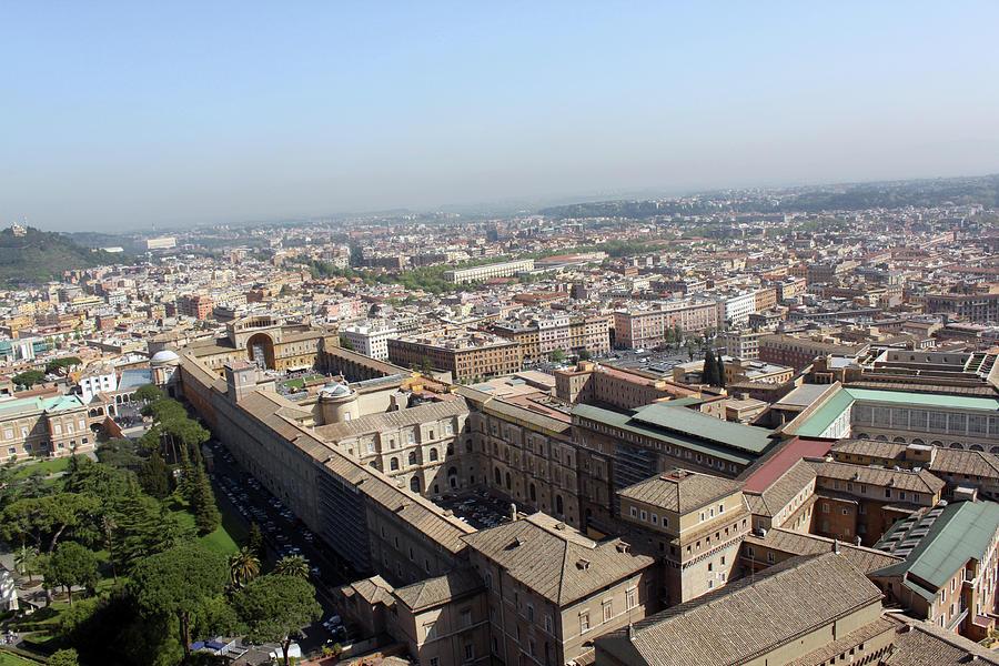 Rome Photograph - Prati  by Munir Alawi