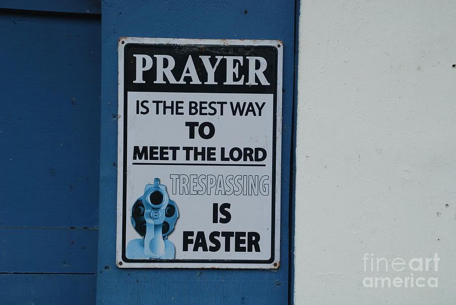 Prayer by Jim Goodman