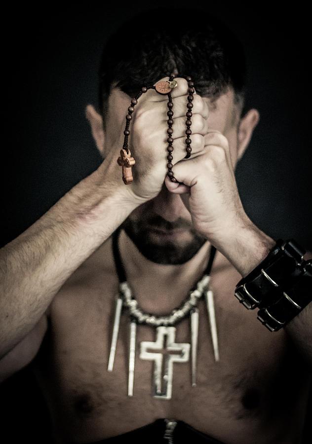Prayer by Rick Saint