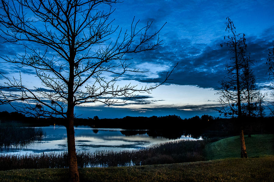 Sunrise Photograph - Pre-dawn Light by Norman Johnson