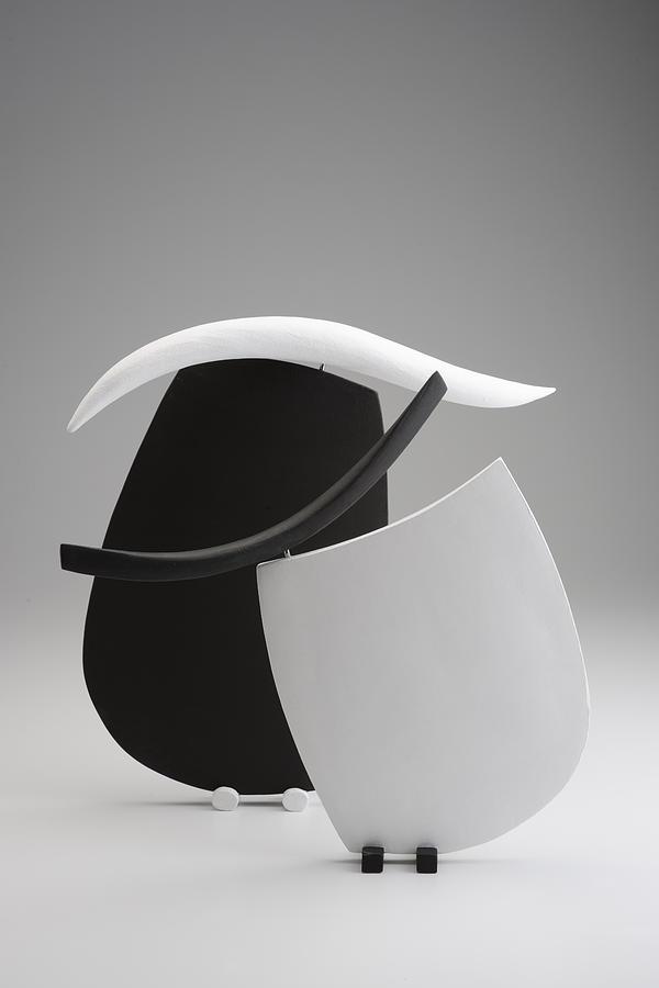 Contemporary Sculpture - Precarious  by Patricia  Volk