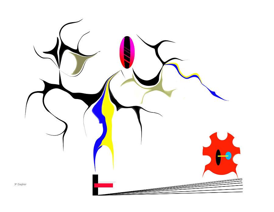 Precarious Study No.7 by Joe Dagher