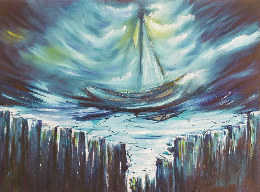 Precipice of Eternity by Neslihan Ergul Colley
