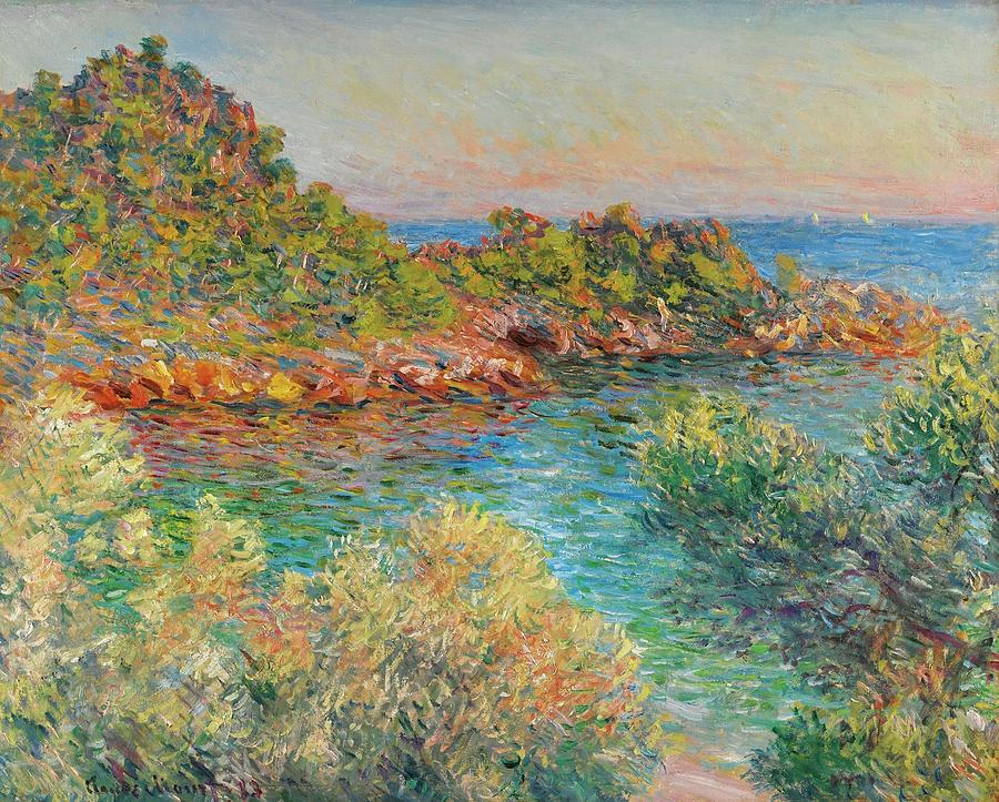 Famous Rocks Painted By Impressionists