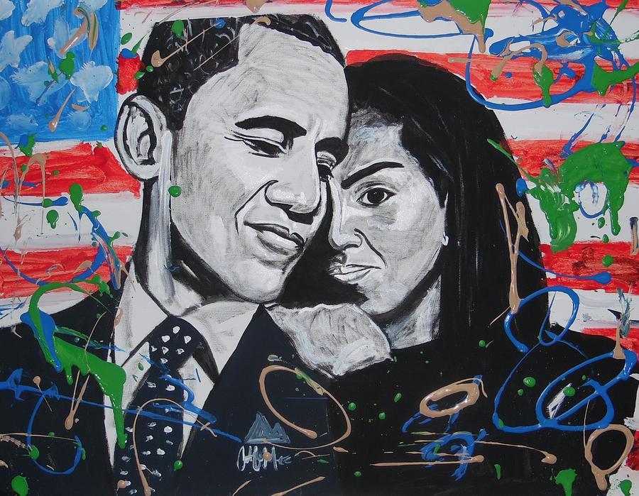 PRESIDENTIAL LOVE by Antonio Moore