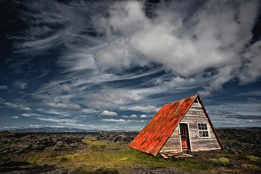 Cabin Photograph - Presto by Thorsteinn H. Ingibergsson