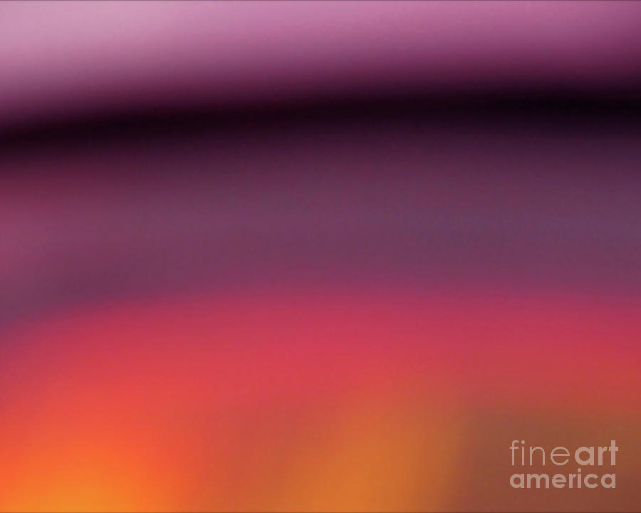 Cml Brown Photograph - Pretend Sunset by CML Brown