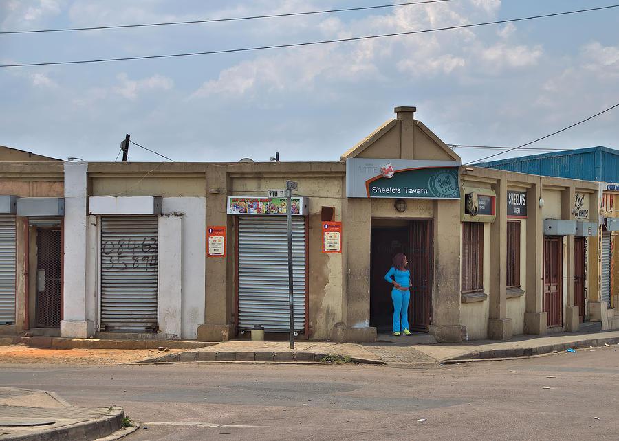 Pretoria Photograph - Pretoria 7th Street by Steven Richman
