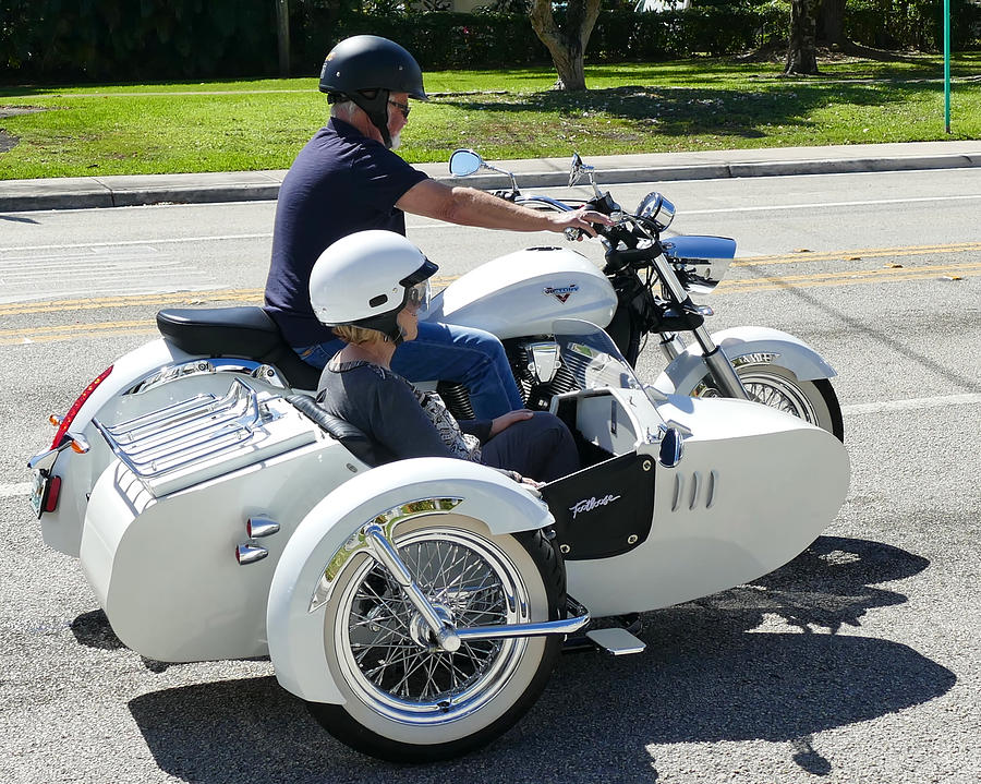 pretty solitaire victory plus sidecar photograph by dieter lesche