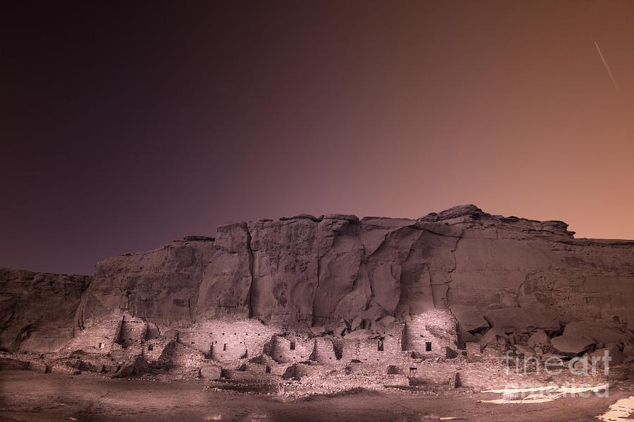 Pretty Village Chaco  by William Fields