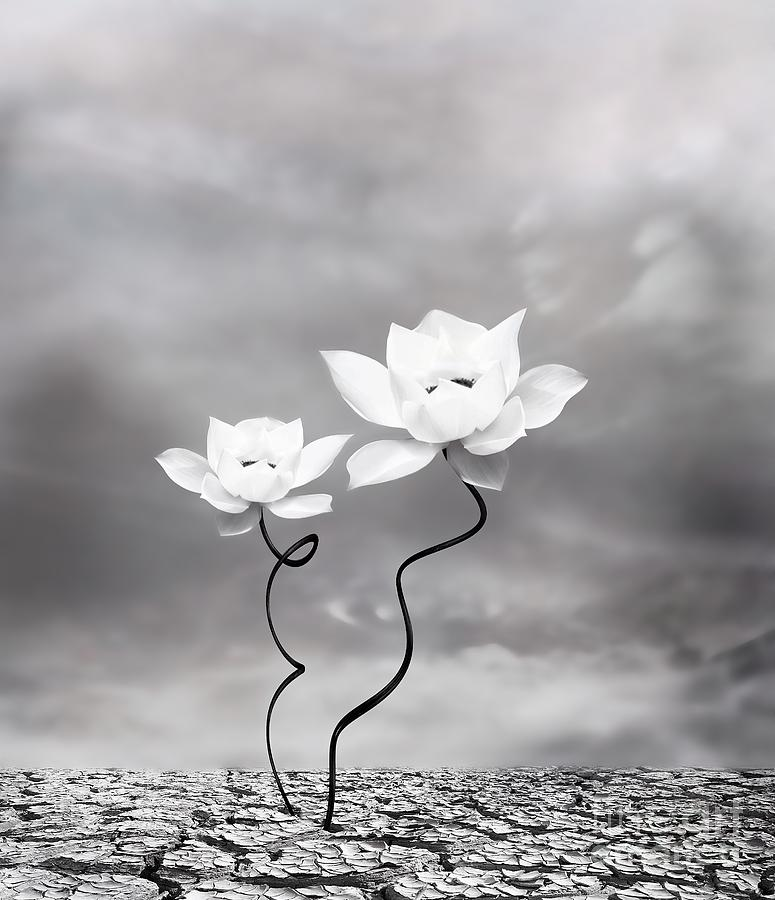 Surreal Photograph - Prevail by Jacky Gerritsen