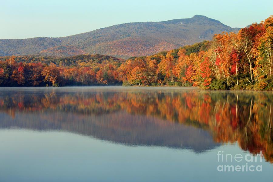 North Carolina Photograph - Price Lake by Lena Auxier