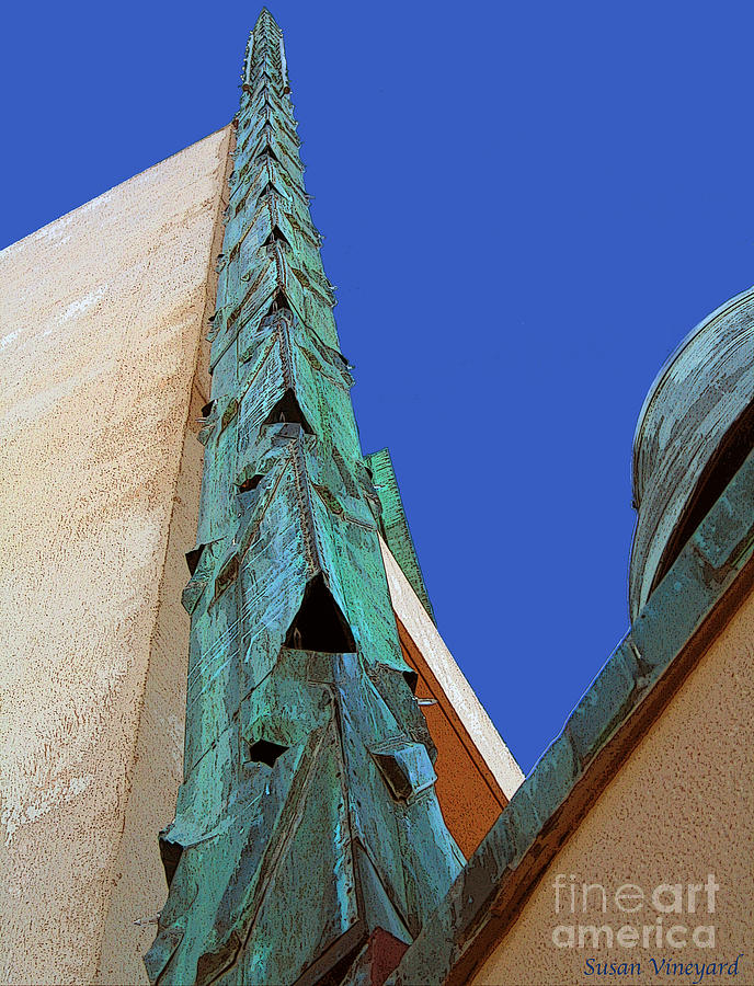 Sold Photograph - Price Tower One by Susan Vineyard