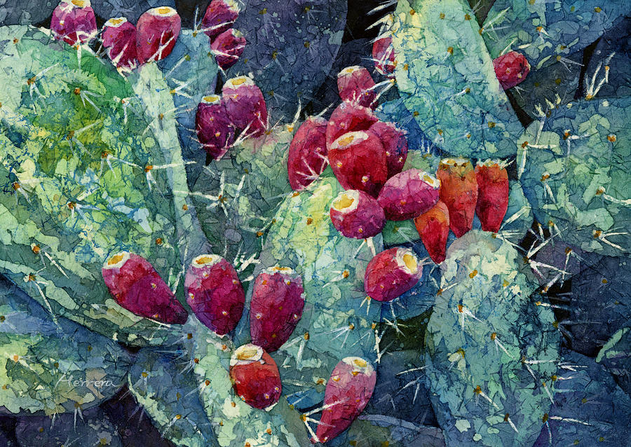 Prickly Pear 2 Painting