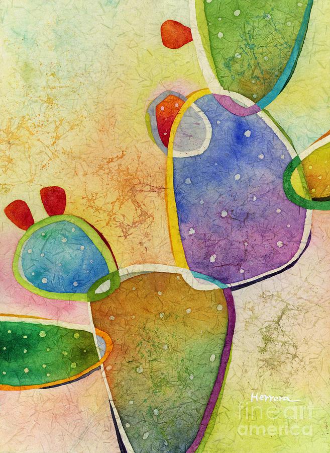 Prickly Pizazz 3 Painting