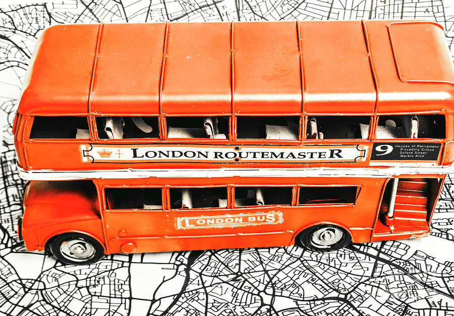 Transporation Photograph - The Pride Of London by Jorgo Photography - Wall Art Gallery