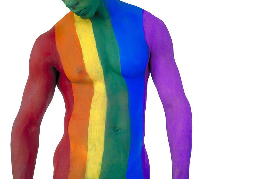 Gay Pride Photograph - Pride4-3bp by Filippo Ioco