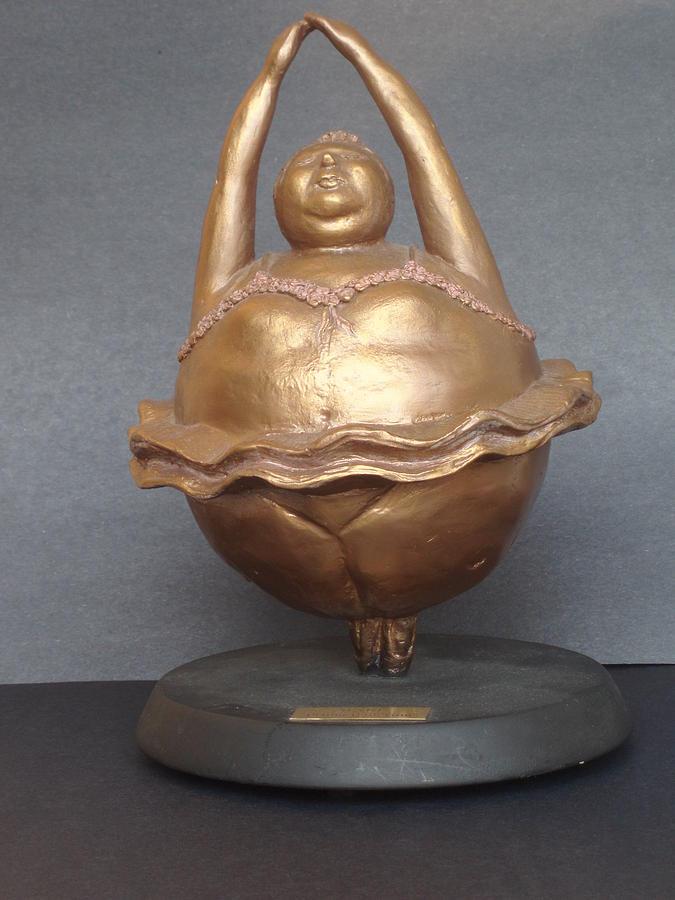 Prima Ballerina Sculpture by Mari Sanchez