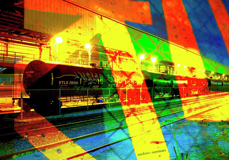 Primary Photograph - Primary Night Train by Jack Eadon