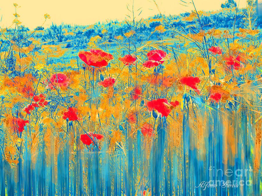 Spring Photograph - Primavera by Alfonso Garcia