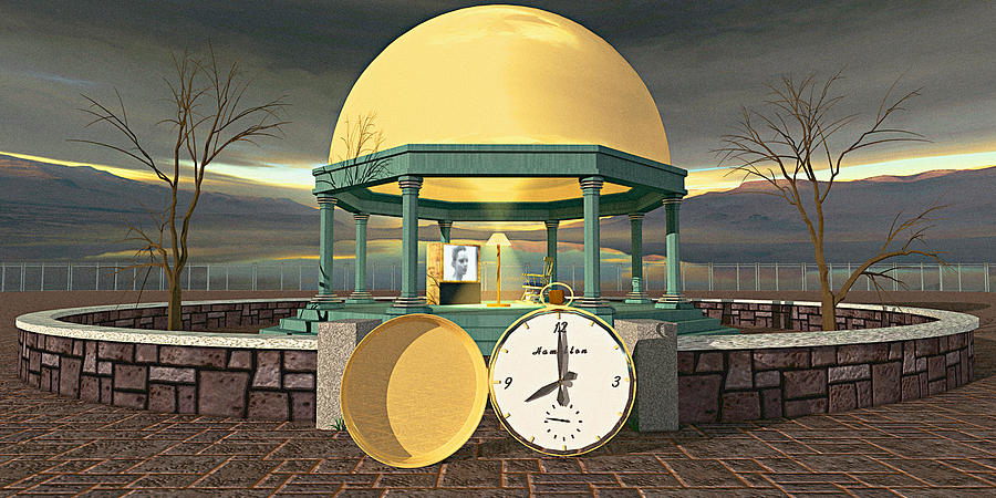 Tv Photograph - Prime Time Shrine by Peter J Sucy