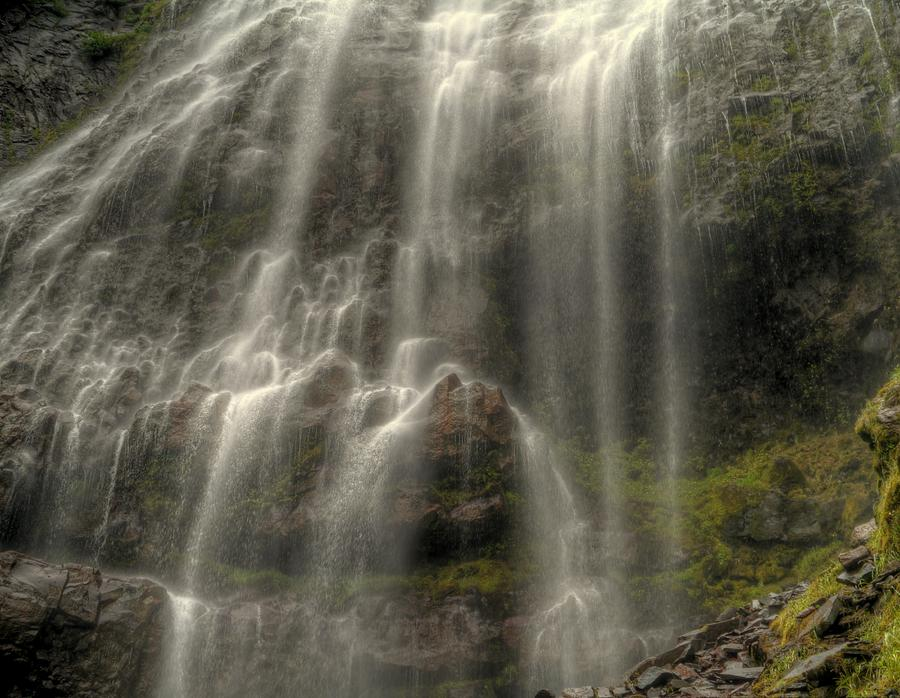 Primordial Falls by Peter Mooyman