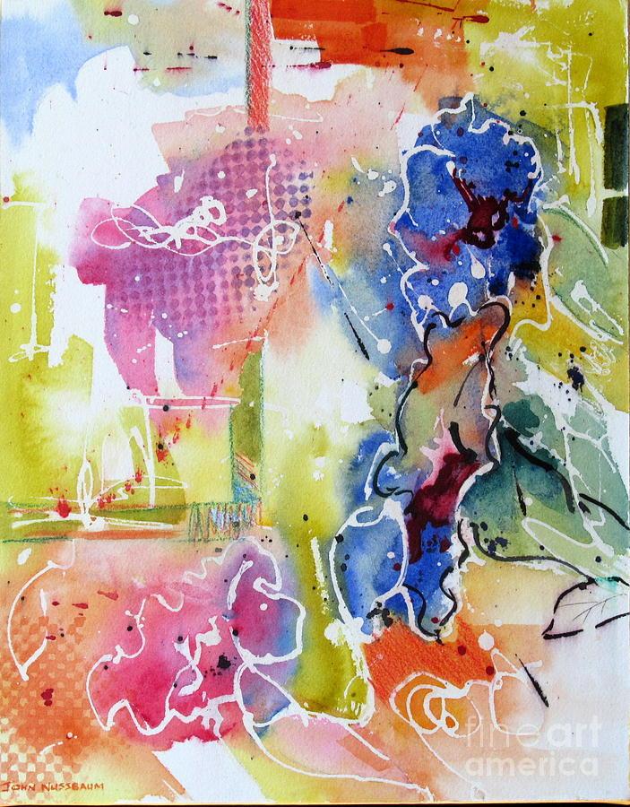 Primrose by John Nussbaum