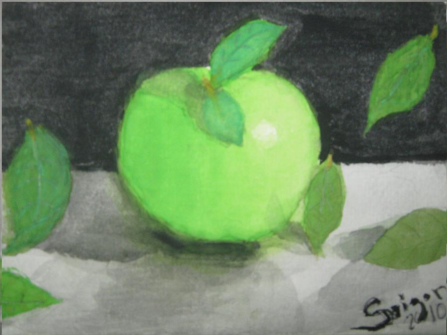 Fruits Painting - Primus Fructus by SAIGON De Manila