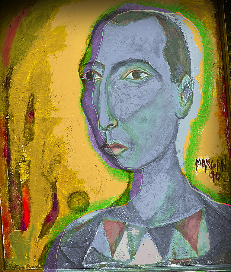 Portrait Painting - Prince Of The Nile by Noredin Morgan