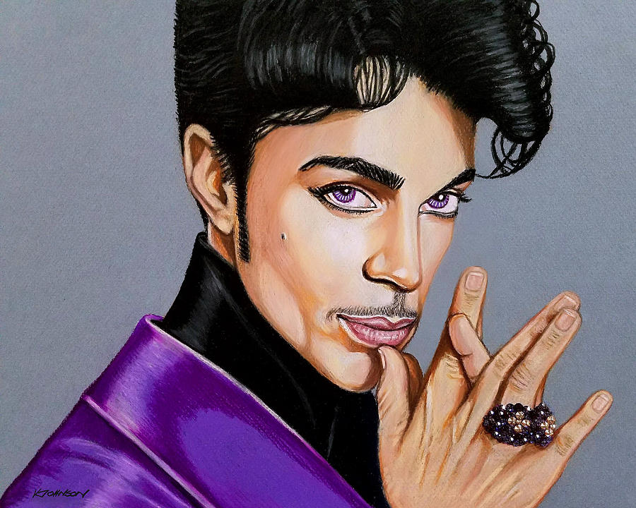 Prince Royalty by Kevin Johnson Art