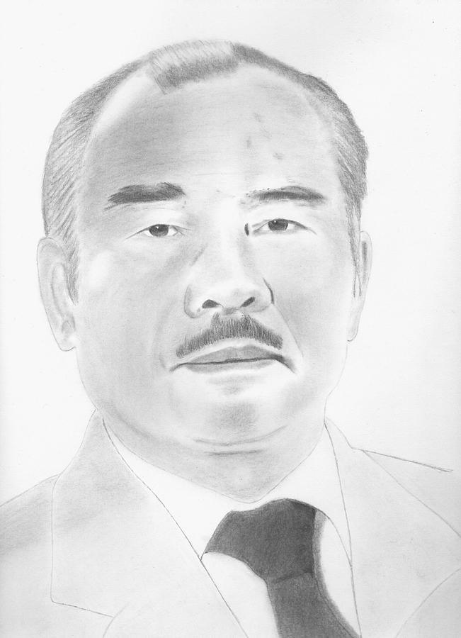 Realistic Drawing - Prince Supanuwong by Kanase Hangputjaikarn